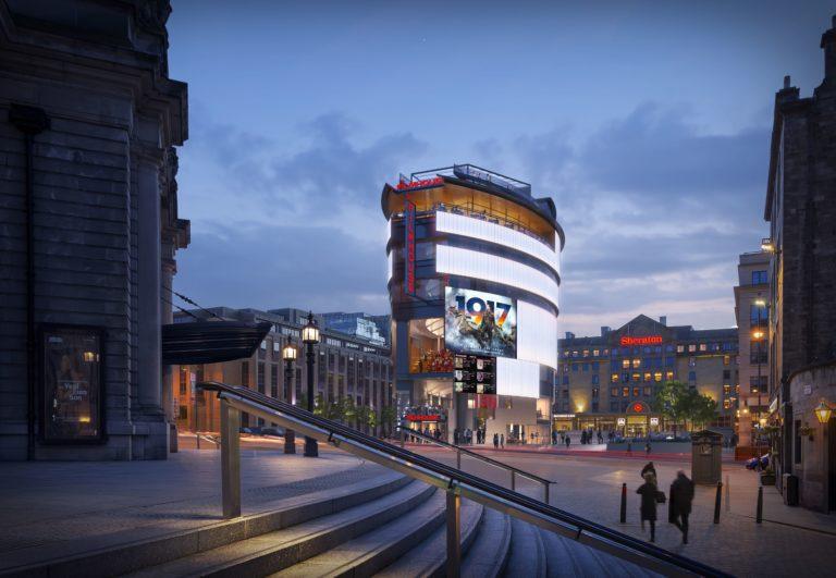 Changes to Edinburgh's Filmhouse Pre-Planning Public Consultation