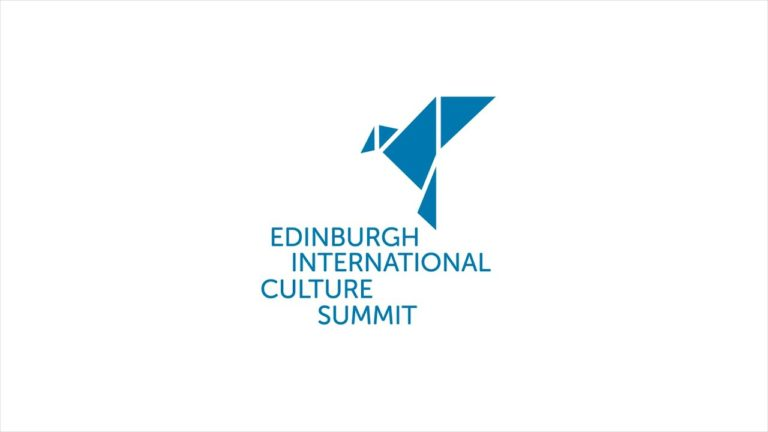 Edinburgh International Culture Summit Goes Live and Online For The First Time in 2020
