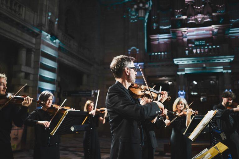 Scottish Ensemble Embrace The Four Seasons in Outdoor Performances