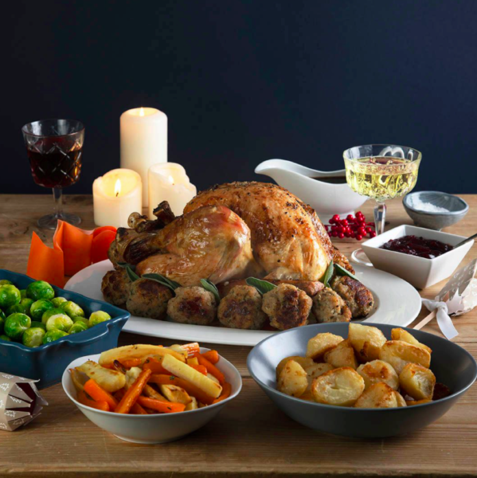 Waste-Free Christmas Dinner With Love Food Hate Waste Scotland