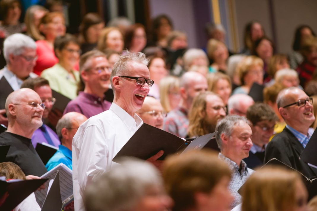 Love Singing - A community engagement initiative celebrating resilience of choirs across the country