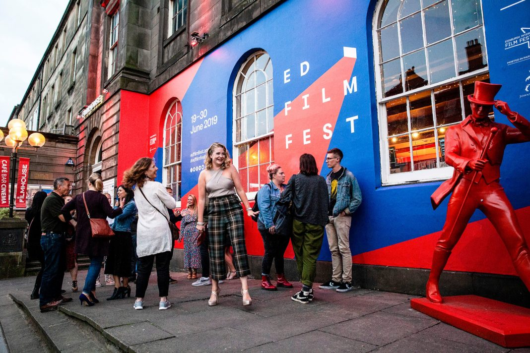 International Search For A Chief Creative Officer For Edinburgh International Film Festival