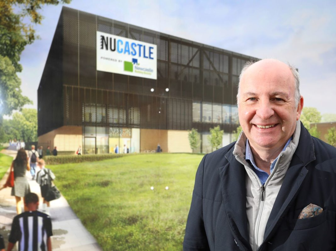 Sir Graham Wylie Foundation Donates £50k For Community Hub Construction