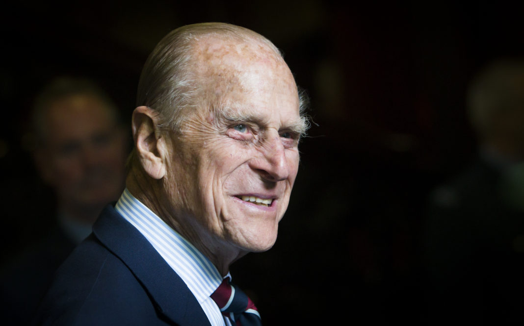 In Honour Of A True English Gentleman, Prince Philip