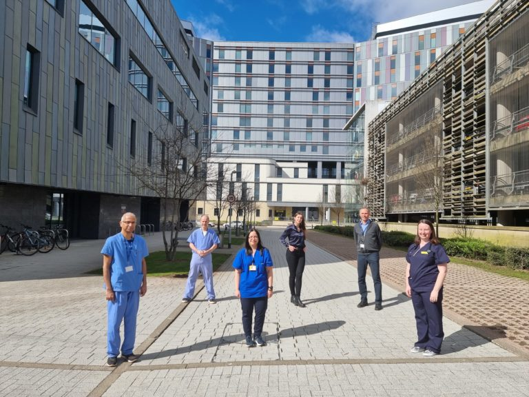 Glasgow University Project Investigating How Covid-19's Affects Blood Vessels